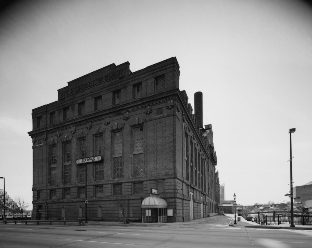 Pratt Street power plant