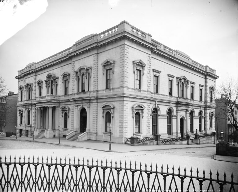 Peabody Institute in 1902