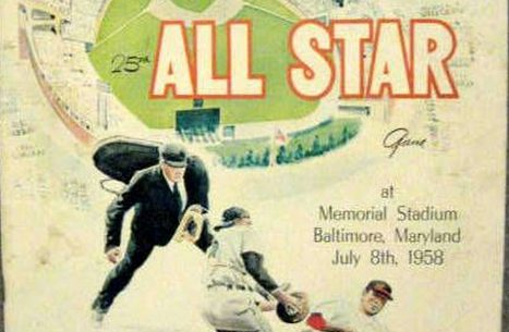 1958 MLB All-Start game