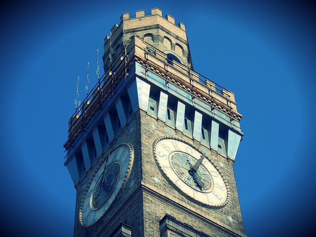 Bromo-Seltzer Emerson Tower