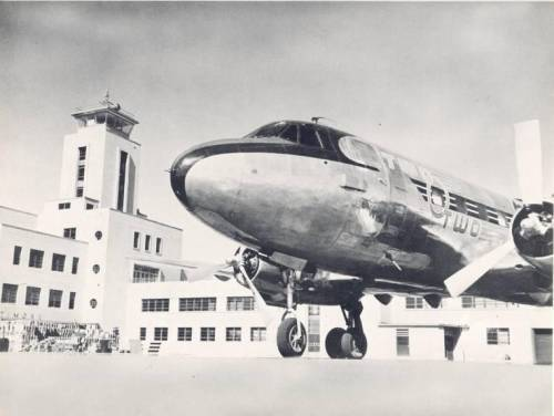 What Was The First Flight to Land at Friendship (BWI) and Who Was the First Passenger?