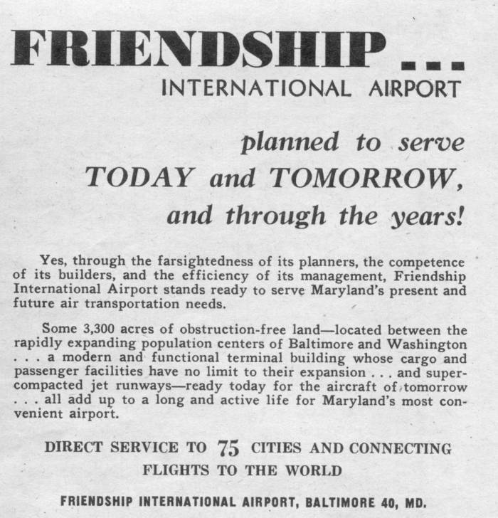 Frienship International Airport