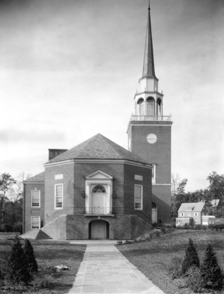 Second Presbyterian Church, 4200 St. Paul Street