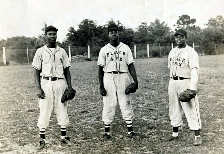 three Baltimore Black Sox