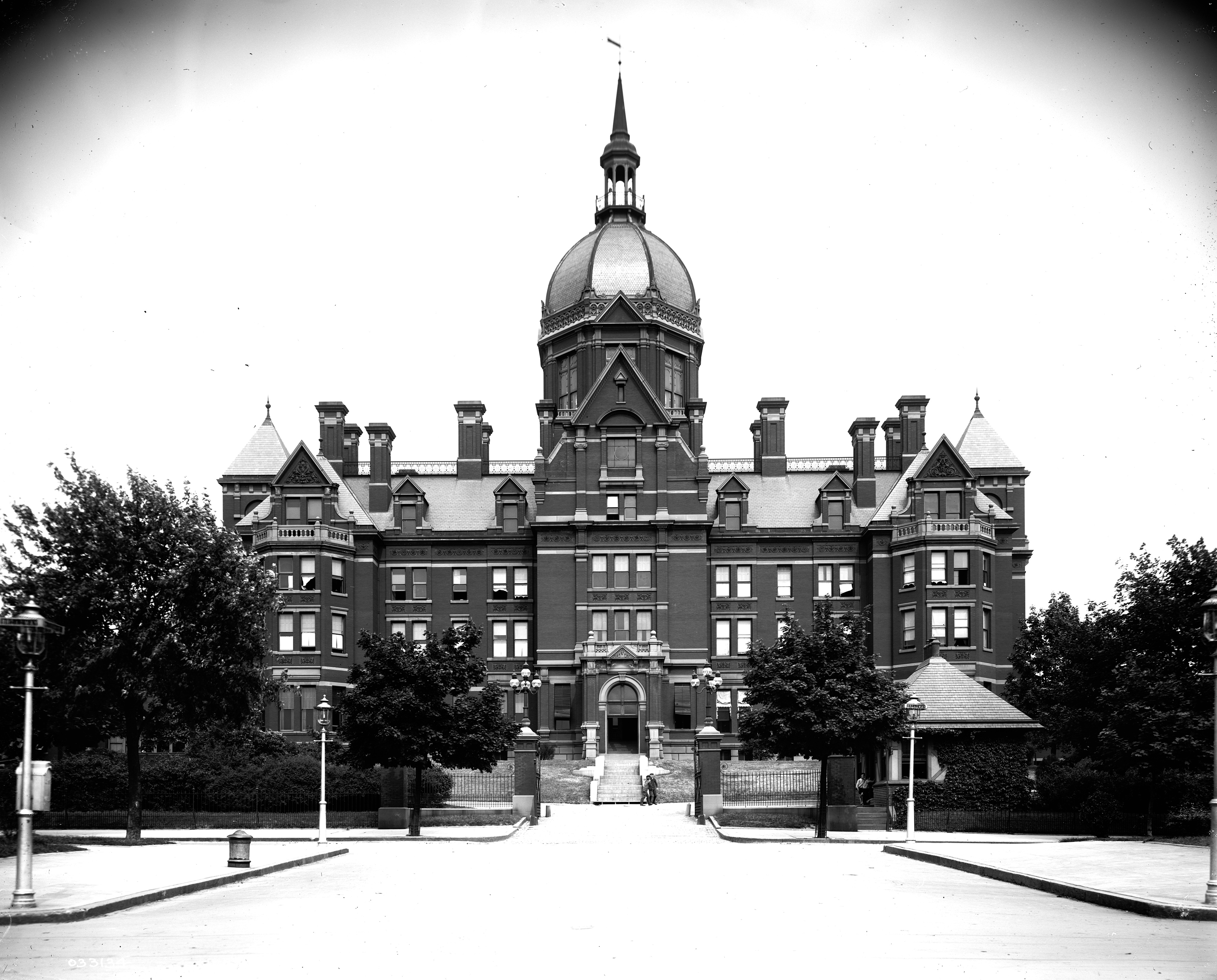 Johns Hopkins Hospital Archives - Ghosts of Baltimore