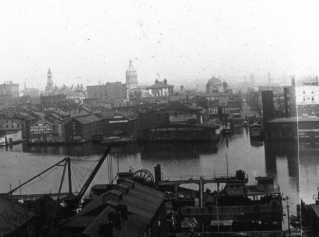 Baltimore in 1904