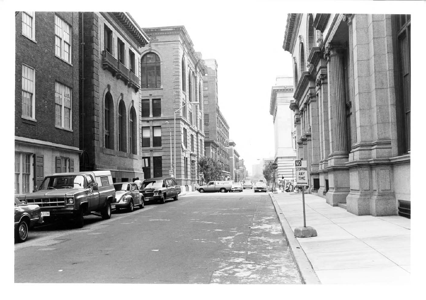 Baltimore's Business and Government Historic District (11/25/87)