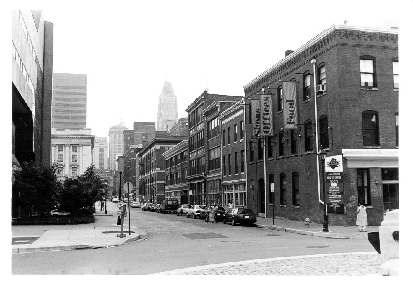 Baltimore's Business and Government Historic District