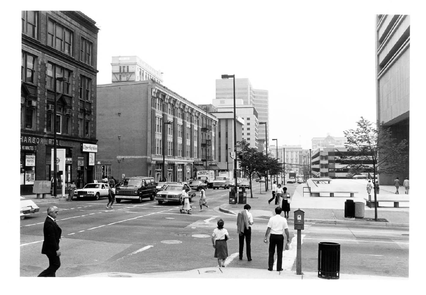 What Did Baltimore Look Like in the 1980s?