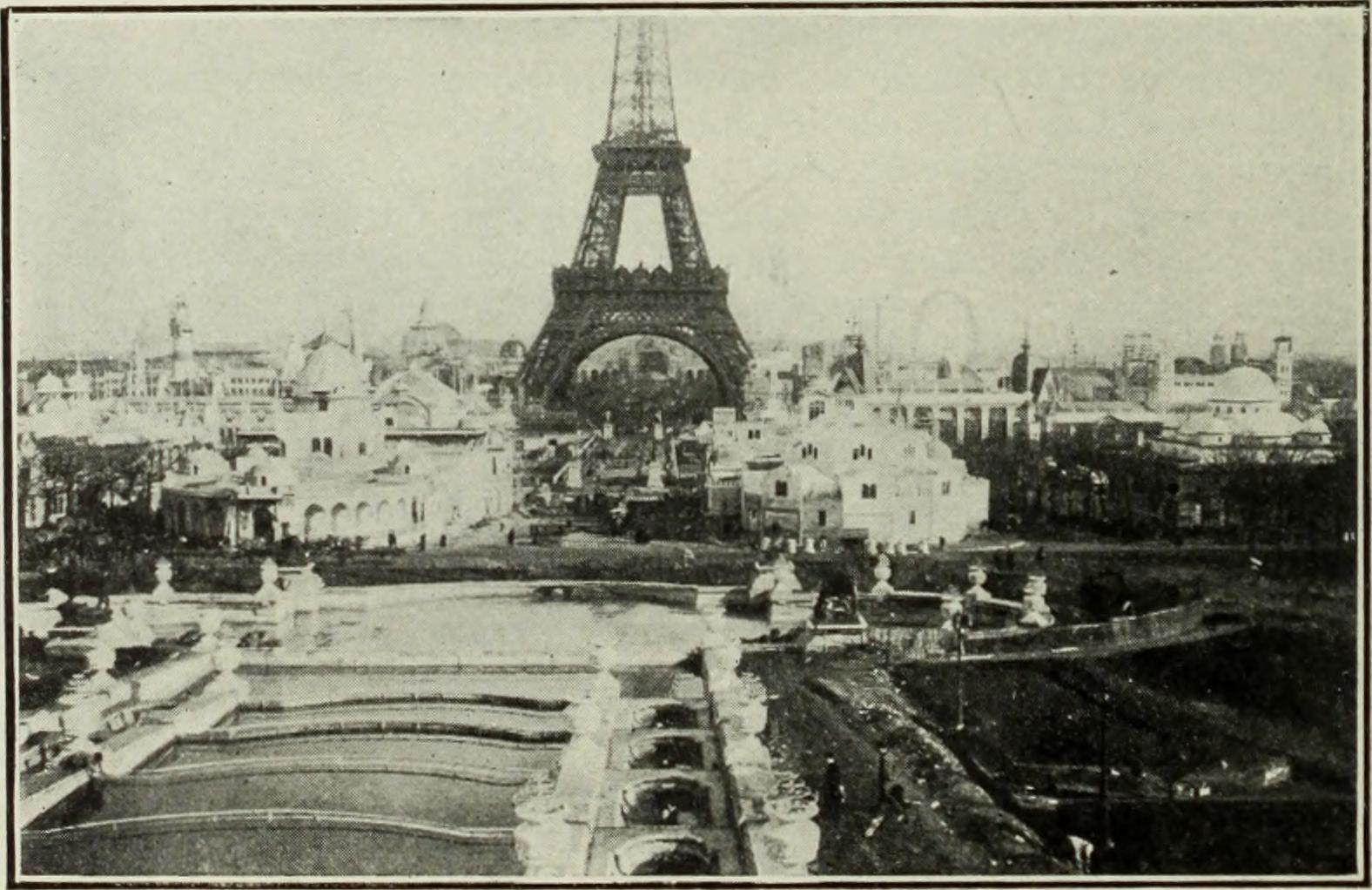 Eiffel Tower Purchased for Move to Baltimore in 1894